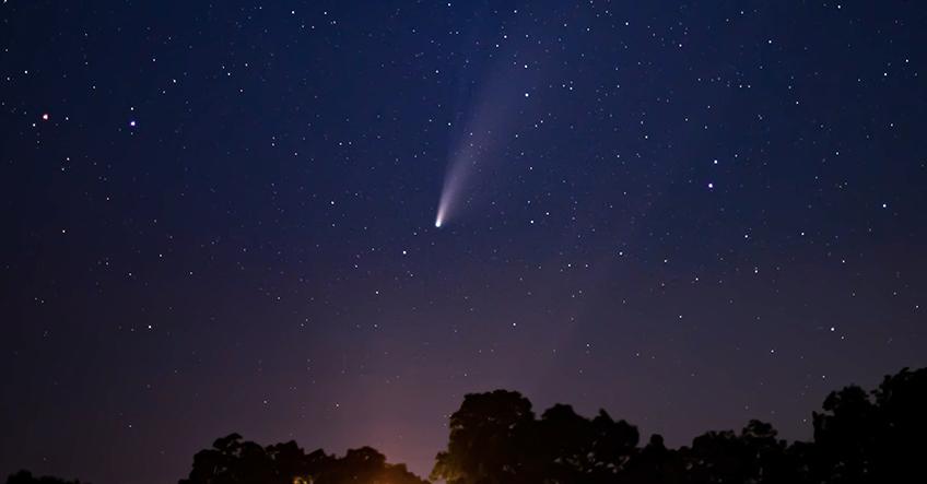 Årets 6. IT-komet